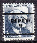 USA Precancel Vorausentwertung Preo, Locals New York, Smithtown 281 - Vereinigte Staaten