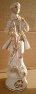 Statua Capodimonte - Signorino Con Violino - Altre Collezioni