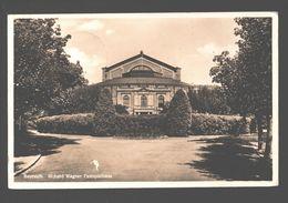 Bayreuth - Richard Wagner Festspielhaus - Fotokarte - 1935 - Bayreuth