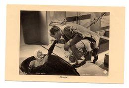 LILIAN HARVEY & HANS ALBERS - UFA Vintage Postcard Unsend - Size Apr. 9 X 14 Centimeter. - Actors