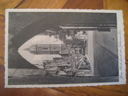JENA Johannistor Post Card Thuringia Germany - Jena