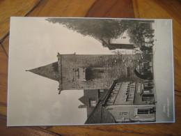 JENA Johannisturm Post Card Thuringia Germany - Jena