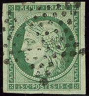 No 2, Nuance Foncée. - TB - 1849-1850 Ceres