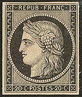 * No 3. - TB - 1849-1850 Ceres