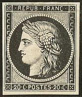 * No 3a. - TB - 1849-1850 Ceres