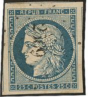 No 4c, Trois Voisins, Ex Choisi. - TB - 1849-1850 Ceres