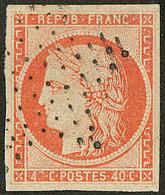 No 5, Obl étoile, Jolie Pièce. - TB - 1849-1850 Ceres