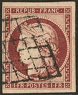 No 6b, Nuance Très Foncée. - TB - 1849-1850 Ceres