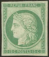 * Réimpression. No 2f, Quasiment **, Légère Froissure De Gomme Sinon TB - 1849-1850 Ceres