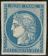 * Réimpression. No 4f, Très Frais. - TB - 1849-1850 Ceres