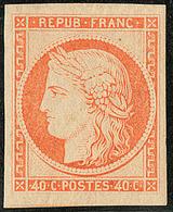 * Réimpression. No 5h, Un Voisin, Très Frais. - TB - 1849-1850 Ceres