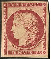 * Réimpression. No 6g. - TB - 1849-1850 Ceres