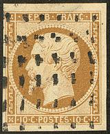 No 9b, Obl Gros Points, Un Voisin. - TB - 1852 Louis-Napoleon