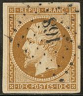 No 9b, Obl Pc 168, Jolie Pièce. - TB - 1852 Louis-Napoleon
