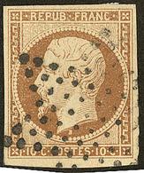 No 9b, Obl étoile. - TB - 1852 Louis-Napoleon