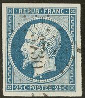No 10, Obl Pc 3730 Mostaganem. - TB - 1852 Louis-Napoleon