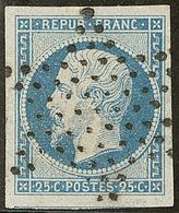 No 10, Obl étoile, Un Voisin, Ex Choisi. - TB - 1852 Louis-Napoleon