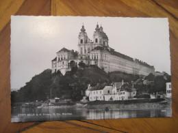 STIFT MELK Abbey Post Card Danube Wachau Lower Austria - Melk
