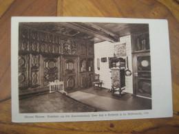 ALTONA Museum Post Card Hamburg Germany - Altona