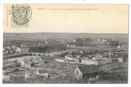 Cpa: 88 EPINAL - Vue Générale - Imagerie Pellerin, Pont De La République (Usine)  1906 - Epinal