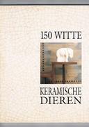 150 Witte Keramische Dieren - Books, Magazines, Comics