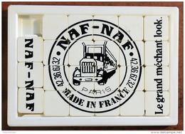 Taquin - Pousse Pousse - Autre Forme - NAF NAF Vêtements - Camion - Truck - Brain Teasers, Brain Games