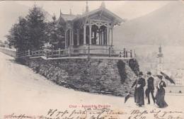 Chur - Aussichts-Pavillon (3971) * 10. 3. 1908 - GR Grisons