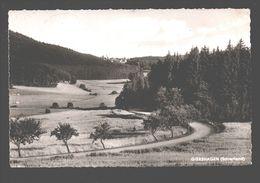 Giershagen I. Westf. (Sauerland) - 1962 - Militärstempel - Agfa Fotokarte - Landschaftsmotiv - Marsberg