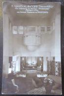 CPA Exposition Des Arts Décoratifs - Vue Intérieure Du Pavillon Primavera - Carte Photo Circulée - Expositions