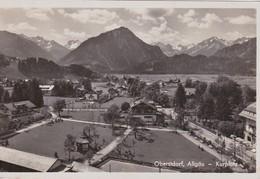 ALLEMAGNE 1950 CARTE POSTALE  DE OBERSTDORF - Oberstdorf