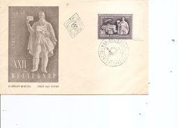 Hongrie ( FDC De 1949 à Voir) - FDC