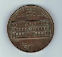 Médaille,Belgique,Société Des Galeries Saint Hubert Par Hart,Cluysenaar - Belgium