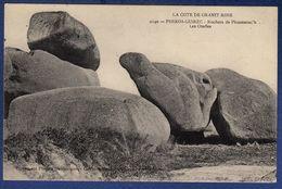 22 PLOUMANAC'H Rochers, Les Otaries - Ploumanac'h
