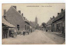 Godewaersvelde - Route De Boeschèpe - Autres Communes