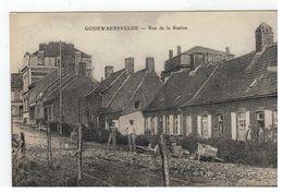 Godewaersvelde - Route De La Station - Autres Communes