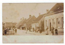 Gijverinkhove - Ghyverinchove : Estaminet In De Warande 1903 - Alveringem