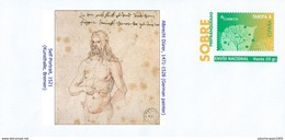 SPAIN, Drawings, Albrecht Dürer, 1471-1528 (German Painter), Self-Portrait 1521 (Kunsthalle, Bremen) - Arts