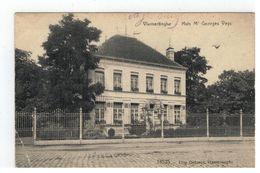 Vlamertinghe - Huis Mr. Georges Veys (met Tekst WO1 1914) - Ieper