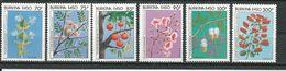 BURKINA FASO  Scott 797-802 Yvert 731-736  (6) ** Cote 10,00$ 1987 - Burkina Faso (1984-...)