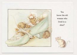 AK16 Beatrix Potter, Appley Dapply's Nursery Rhymes - Fairy Tales, Popular Stories & Legends