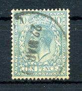 1912-22 GRAN BRETAGNA N.151 USATO - Usati