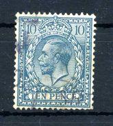 1924-26 GRAN BRETAGNA N.169 USATO - Usati