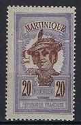 Colonie Française, Martinique N° 106 A ** TB GRAND LUXE - Nuevos