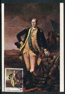 Etats -Unis - Carte Maximum - George Washington - Cartoline Maximum