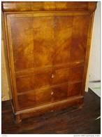 ANTIQUITE / SECRETAIRE A ABATTANT LOUIS PHILIPPE FIN XIX° / DANS L  ETAT / - Furniture