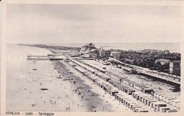 VENEZIA. LIDO. SPIAGGIA PLAGE BEACH. ITALIA ITALY ITALIE-BLEUP - Venezia