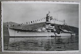 MONTENEGRO - CRNA GORA , BOKA KOTORSKA - H.M.S. REPULSE DURING THE VISIT 1932 - Montenegro