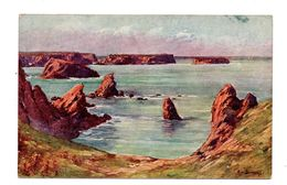56 - BELLE ÎLE . BAIE DE GOULPHAR . Eugène Bourgeois - Réf. N°7043 - - Belle Ile En Mer