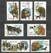 Vietnam 1989 , Used Stamps , Set - Viêt-Nam
