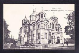 UKR14-69 KIEV CATHEDRALE DE ST. VLADIMIR - Ukraine